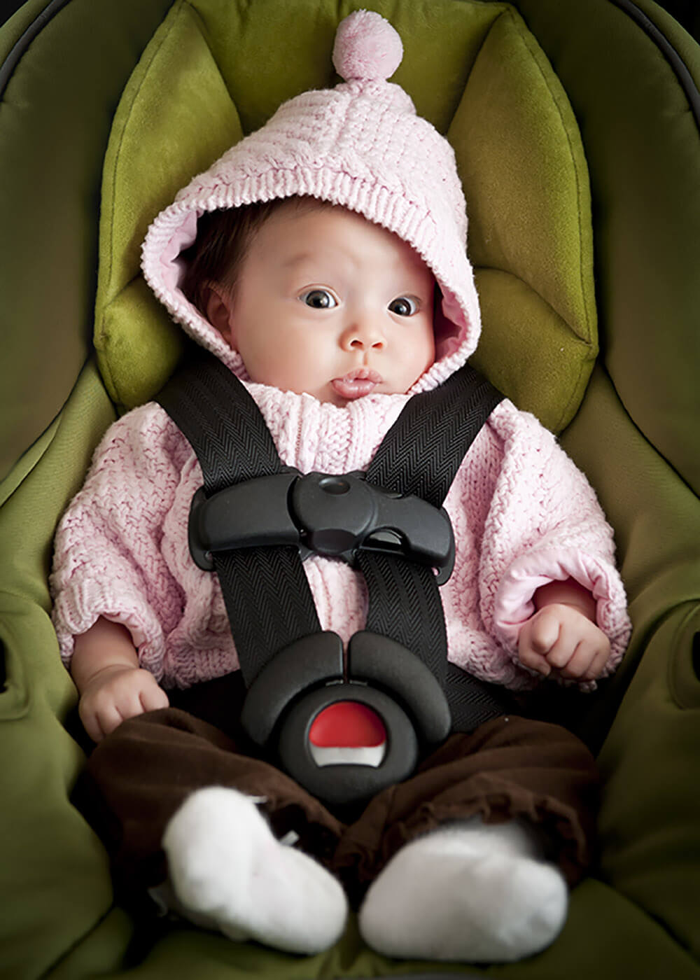 West Virginia's Child Seat Safety Laws